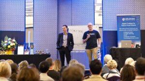 Matt Raad and Flippa CEO live training event on buying websites