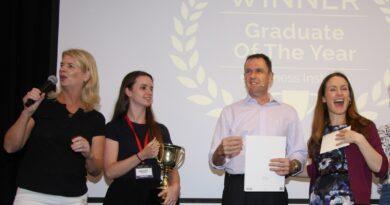 Strathfield Web Design Wins Graduate of Year