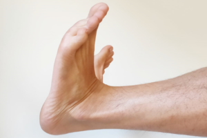 ANKLE FLEXION EXERCISE TO IMPROVE CIRCULATION