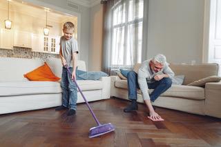 Housework Tips Save Time