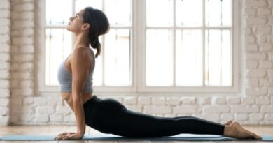 Online Yoga Course for Work at Home mums