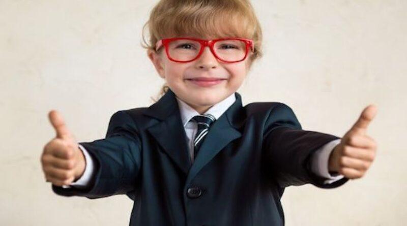 parenting advice to teach kids entrepreneurship
