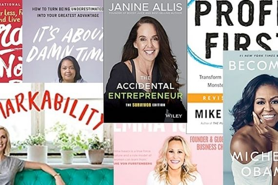 must read books for women in business