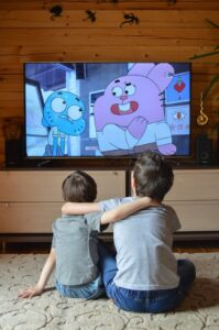 Entertain Kids With TV While Working From Home
