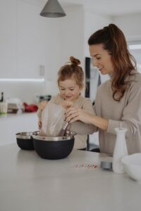 Entertain Kids at home with Healthy Foods